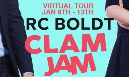 Clam Jam by R.C. Boldt Blog Tour