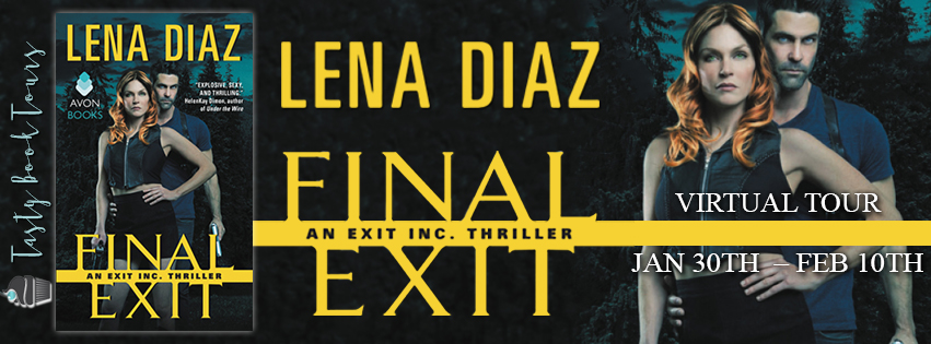 Final Exit by Lena Diaz Virtual Tour