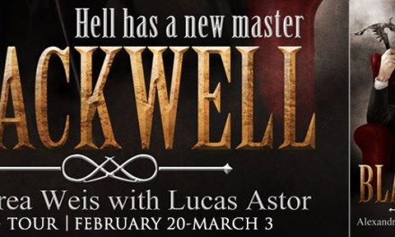 Blackwell by Alexandrea Weis with Lucas Astor Blog Tour