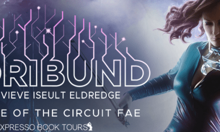 Moribund by Genevieve Iseult Eldredge Cover Reveal