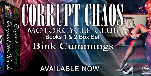 Corrupt Chaos Boxset by Bink Cummings Release Blitz