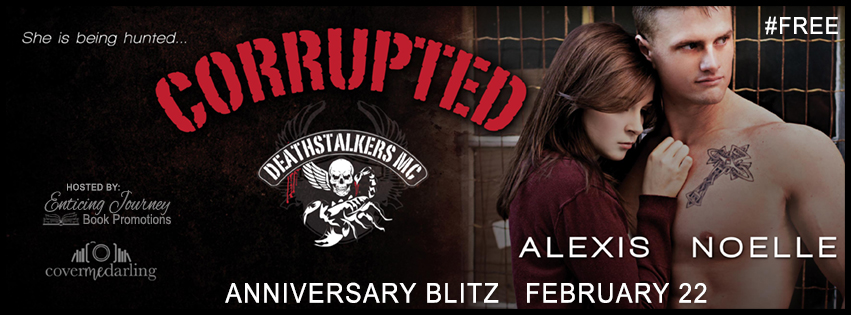 Corrupted by Alexis Noelle Anniversary Blitz