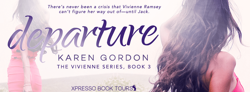 Departure by Karen Gordon Cover Reveal