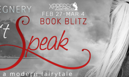 Don't Speak by Katy Regnery Book Blitz