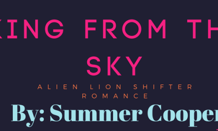 King From the Sky by Summer Cooper Blog Tour