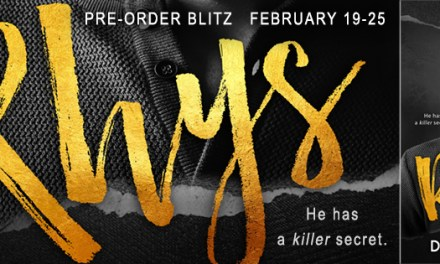 Rhys by D.B. James Pre-Order Biltz