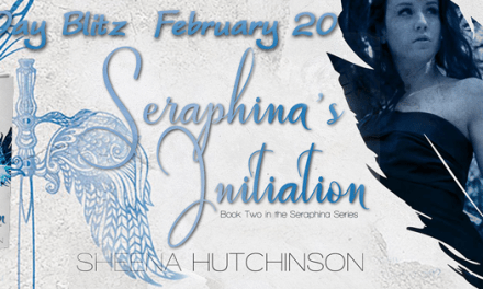 Seraphina's Initiation by Sheena Hutchinson Release Blitz