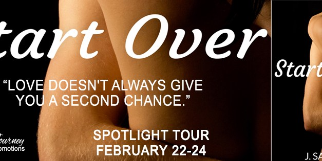 Start Over by J. Saman Spotlight Tour