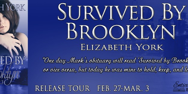 Survived by Brooklyn by Elizabeth York Release Blitz