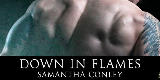 Down In Flames by Samantha Conley Cover Reveal