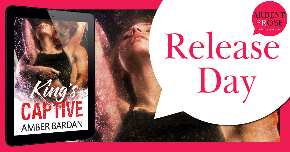King's Captive by Amber Bardan Release Day
