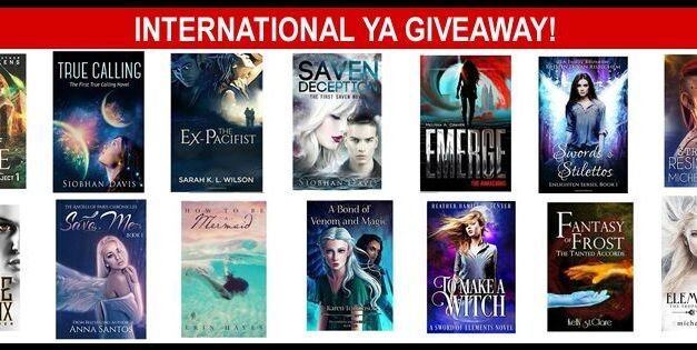 International YA Giveaway Book Blitz