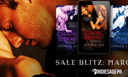 The Enclave Series by Jessica Lee Sales Blitz