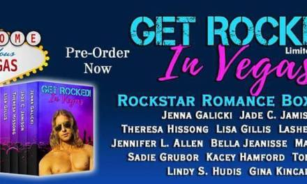 Get Rocked! In Vegas Box Set Pre Order Blitz