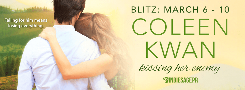Kissing Her Enemy by Coleen Kwan Release Blitz