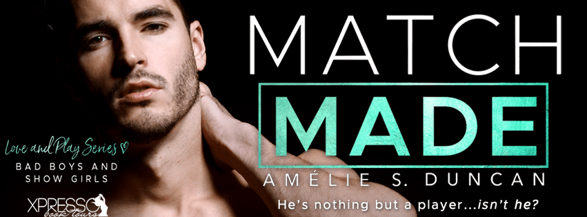 Match Made by Amélie S. Duncan Cover Reveal