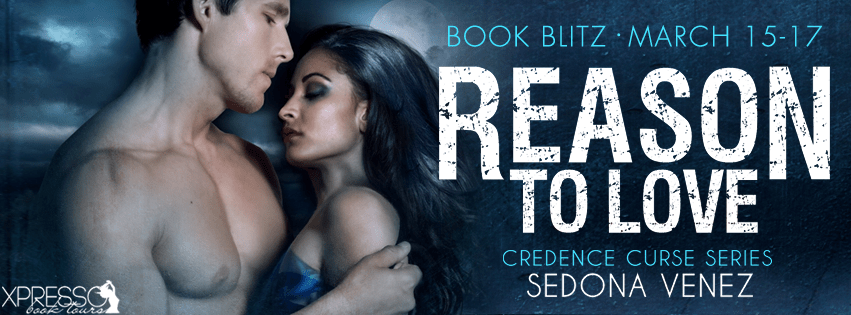 Reason To Love by Sedona Venez Book Blitz