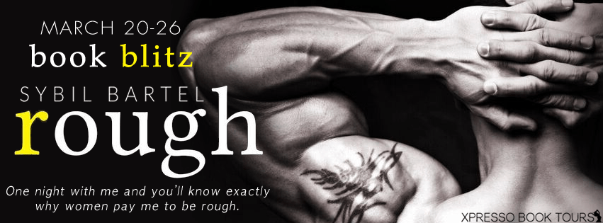 Rough by Sybil Bartel Book Blitz