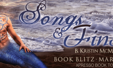 Songs & Fins by B. Kristin McMichael Book Blitz