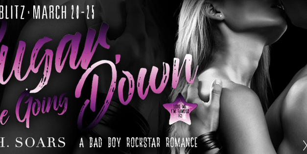 Sugar, We're Going Down by M.H. Soars Book Blitz