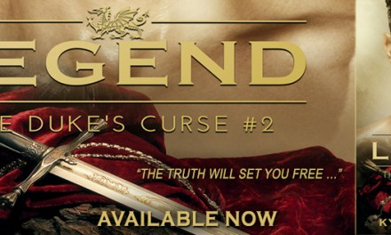 The Duke's Curse by Kylie Stewart Blog Tour