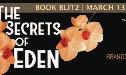 The Secrets of Eden by Brandon Goode Book Blitz