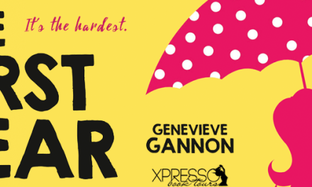 The First Year by Genevieve Gannon Cover Reveal