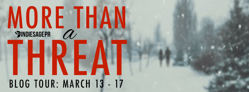 More Than A Threat by Kennedy L. Mitchell Cover Reveal
