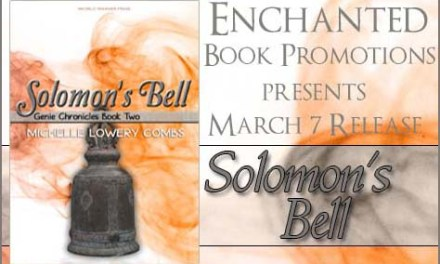 Solomon's Bel by Michelle Lowery Combs Release Blitz