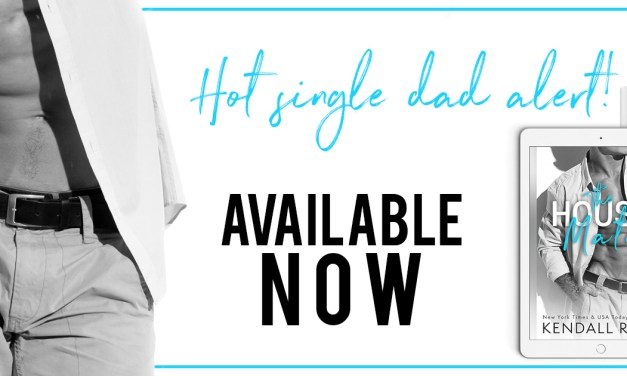 The House Mate by Kendall Ryan Release Blitz