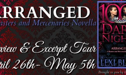 Arranged by Lexi Black Excerpt Tour