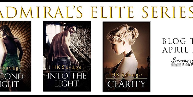 The Admiral's Elite by H.K. Savage Blog Tour