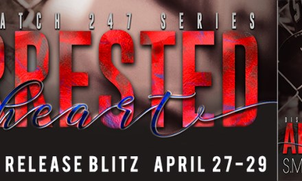 Arrested Heart by S.M. Donaldson Release Blitz