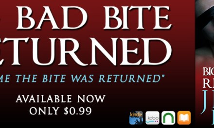 Big Bad Bite Returned by Jessie Lane Release Blitz