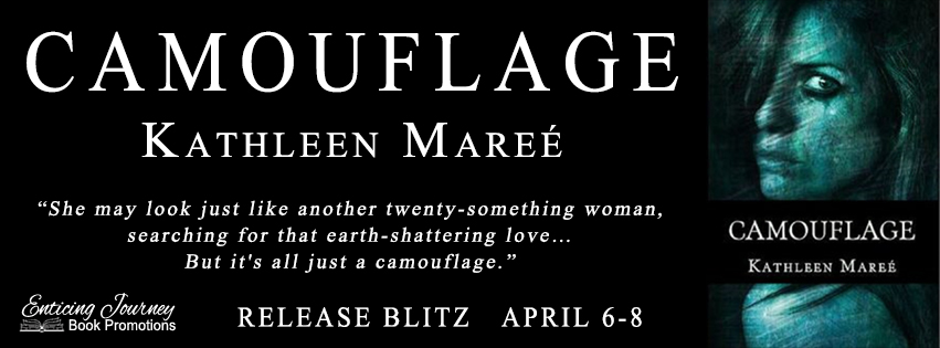 Camouflage by Kathleen Mareé Release Blitz