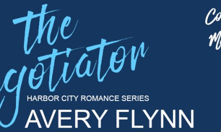 The Negotiator by Avery Flynn Cover Reveal
