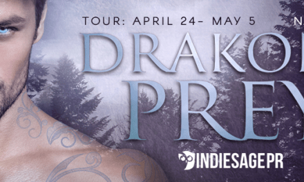 Drakon's Prey by N.J. Walters Blog Tour