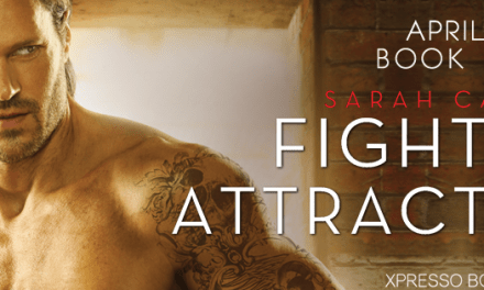 Fighting Attraction by Sarah Castille Book Blitz
