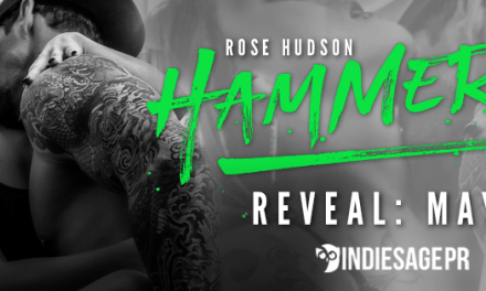 Hammered by Rose Hudson Cover Reveal