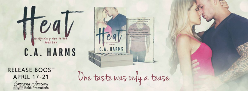 Heat by C.A. Harms Release Boost