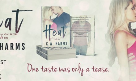 Heat by C.A. Harms Release Blast