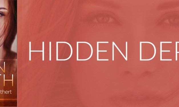 Hidden Depth by Brenda Rothert Release Day!