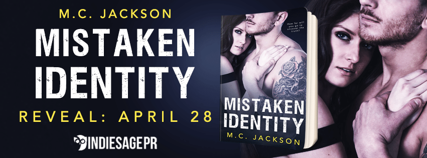 Mistaken Identity by M.C. Jackson Cover Reveal