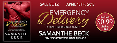 Emergency Delivery by Samanthe Beck Sales Blitz