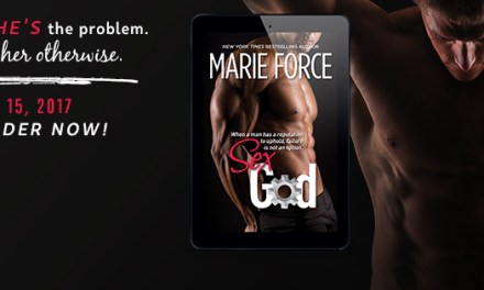 Sex God by Marie Force Pre-Order Blitz