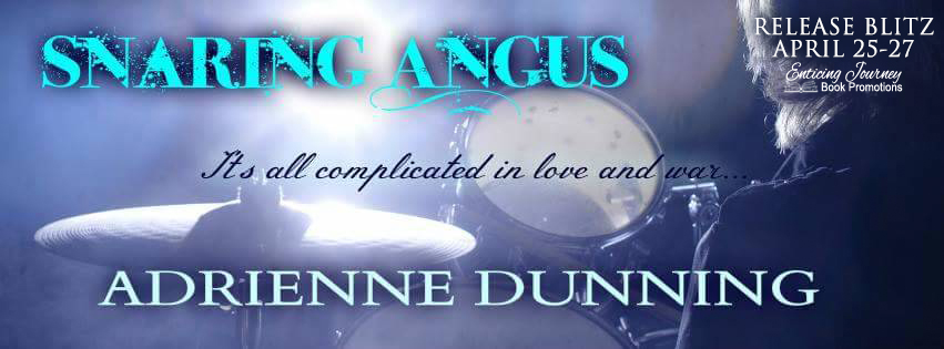 Snaring Angus by Adrienne Dunning Release Blitz