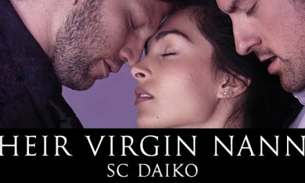 Their Virgin Nanny by S.C. Daiko Cover Reveal
