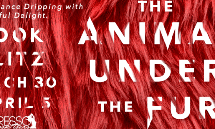 The Animal Under the Fur by E.J. Mellow Book Blitz