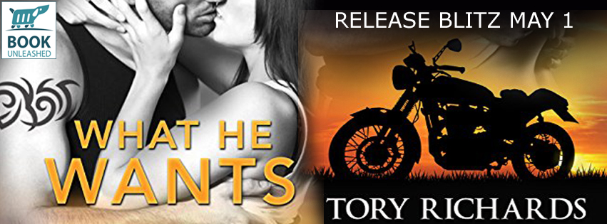 What He Wants by Tory Richards Release Blitz