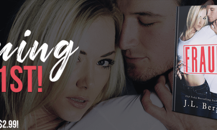 Fraud by J.L. Berg Excerpt Reveal